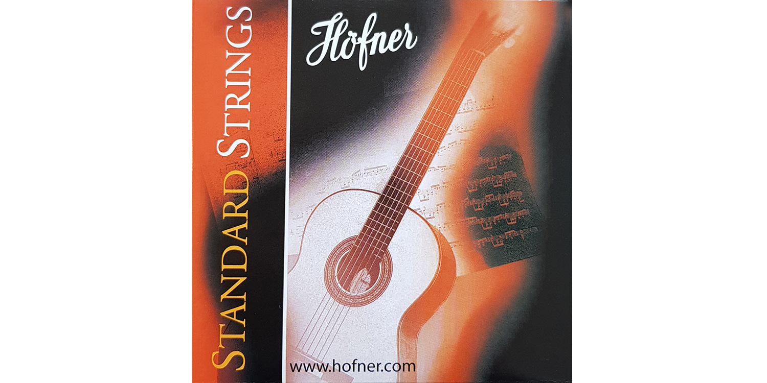 Hofner Guitar Strings - Standard-1