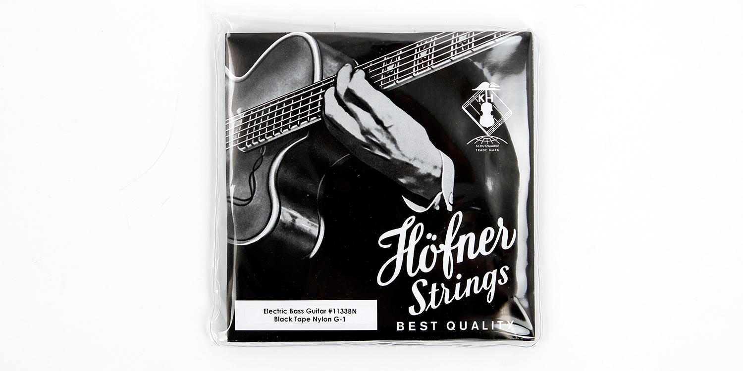 Hofner Bass Strings - Nylon-1