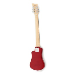 Hofner Shorty Deluxe - Red-2