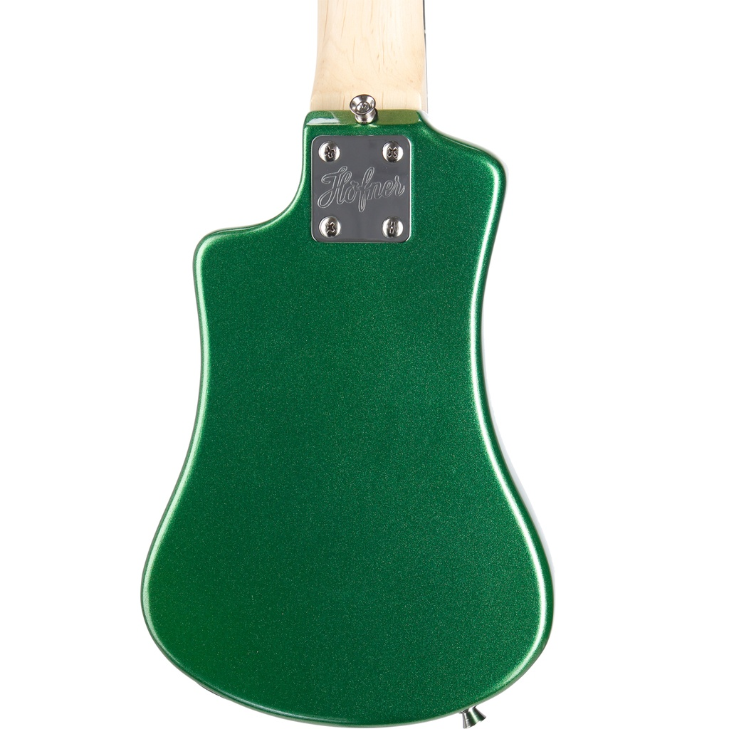 Hofner Shorty - Cadillac Green (Non CITES)-4