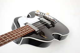 Violin Bass - Ignition Transparent Black - SE-4