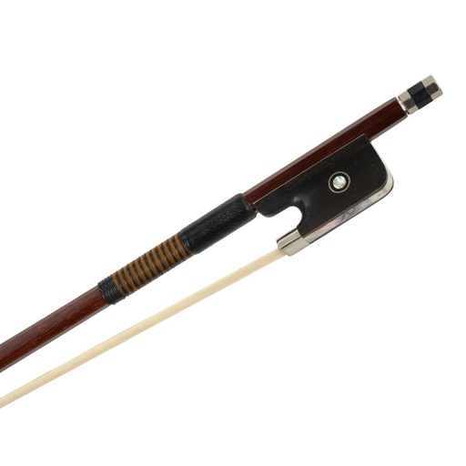 [AS-26-VA] Brazilwood Viola Bow AS-26